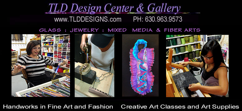 tlddesigns.chicago.area.school.weaving.art.yarn.fashion.knitting