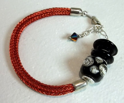 NobleKnits Knitting Blog: Knitted Jewelry - Our Favorite Knitting